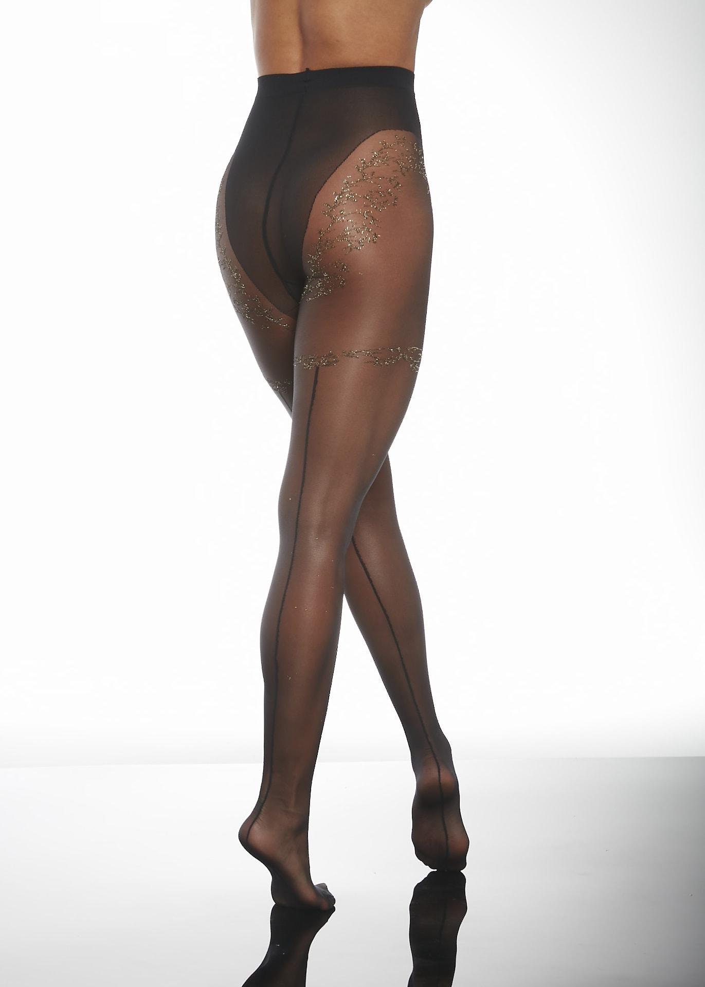 Divine design pantyhose